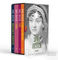 Jane Austen Seti (4 Kitap Takım) %25 indirimli Jane Austen