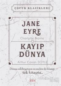Jane Eyre - Kayıp Dünya (Ciltli)
