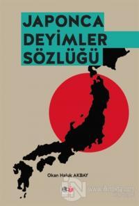 Japonca Deyimler Sözlüğü Okan Haluk Akbay