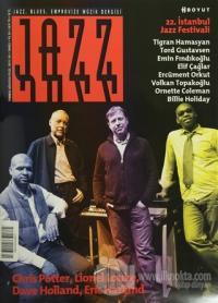 Jazz Blues Emprovize Müzik Dergisi Sayı : 79 / Temmuz-Ağustos-Eylül 2015
