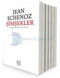 Jean Echenoz Seti - 6 Kitap Takım