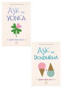 Jenna Evans Welch 2 Kitap Takım