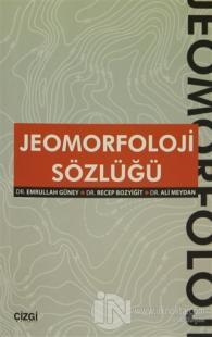 Jeomorfoloji Sözlüğü