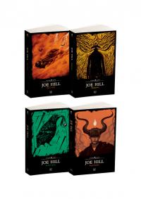 Joe Hill 4 Kitap Takım