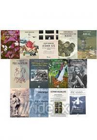 John Berger Tüm Kitapları (13 Kitap Takım)