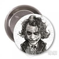 Joker (Karikatür) - Rozet
