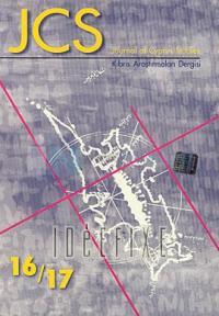 Journal of Cyprus StudiesKıbrıs Araştırmaları Dergisi 16/17