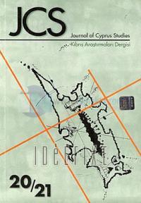 Journal of Cyprus StudiesKıbrıs Araştırmaları Dergisi 20/21