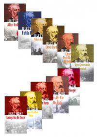 Jules Verne 11 Kitap Takım