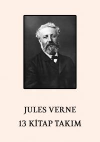 Jules Verne 13 Kitap Takım
