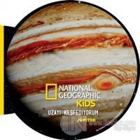 Jüpiter - Uzayı Keşfediyorum (Ciltli)