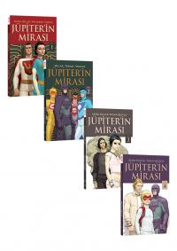 Jüpiter'in Mirası 4 Kitap Takım