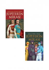Jüpiter'in Mirası 2 Kitap Takım