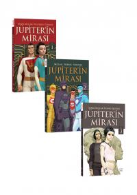 Jüpiter'in Mirası 3 Kitap Takım Mark Millar