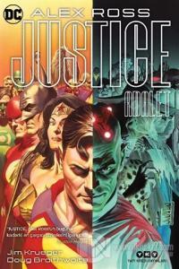 Justice - Adalet Jim Krueger