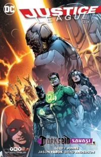 Justice League 7 - Darkseid Savaşı Bölüm 1 %30 indirimli Geoff Johns