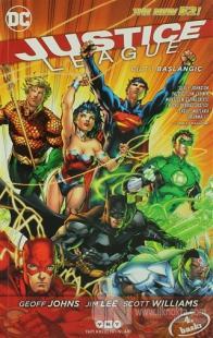 Justice League Cilt 1 - Başlangıç