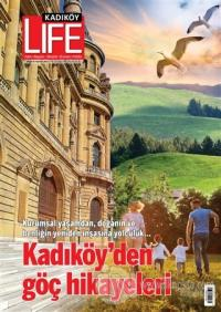 Kadıköy Life Sayı: 99 Mayıs - Haziran 2021 Kolektif