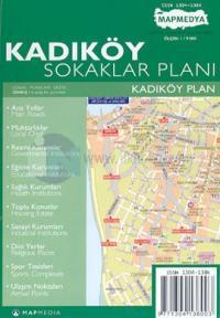 Kadıköy Sokaklar Planı