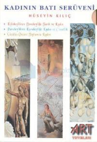 Kadının Batı Serüveni (3 Kitap Takım)
