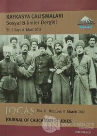 Kafkasya Çalışmaları Sosyal Bilimler Dergisi Yıl: 2 Sayı: 4 Mart 2017