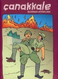 Kahramanlar Boyama Kitabı