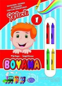 Kalemli Boyama 1
