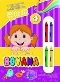 Kalemli Boyama 4