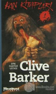 Kan Kitapları 1 %25 indirimli Clive Barker