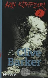 Kan Kitapları 2 %25 indirimli Clive Barker