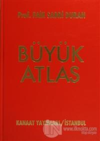 Kanaat Büyük Atlas (Ciltli)