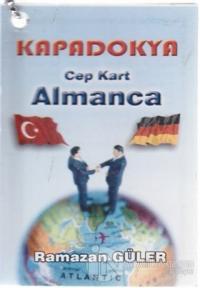 Kapadokya Cep Kart - Almanca