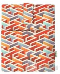 Kapax Mona Kitap Kılıfı Labirent 3D - 161