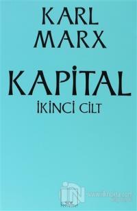 Kapital 2. Cilt %10 indirimli Karl Marx