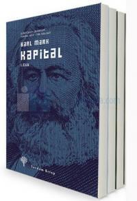 Kapital Set - 3 Kitap Takım Kutulu Ciltsiz