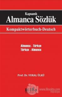 Kapsamlı Almanca Sözlük