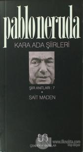 Kara Ada Şiirleri Şiir Anıtları: 7