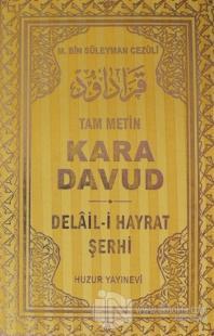 Kara Davud - Delail-i Hayrat Şerhi (2. Hamur) (Ciltli)