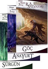 Kara Elf Seti (3 Kitap Takım)