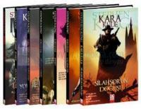 Kara Kule - Mahşer Trips Çizgi Roman Set - 7 Kitap Takım
