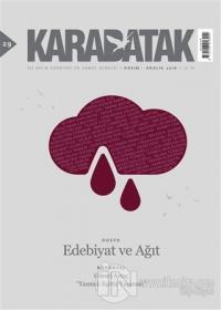 Karabatak Dergisi Sayı : 29 Kasım-Aralık 2016