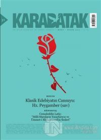 Karabatak Dergisi Sayı : 31 Mart - Nisan 2017