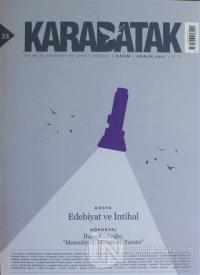 Karabatak Dergisi Sayı : 35 Kasım - Aralık 2017