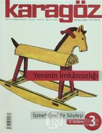 Karagöz Dergisi Sayı: 3 %13 indirimli Kolektif