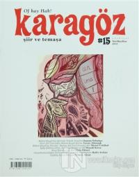 Karagöz Dergisi Sayı: 15