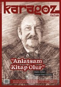 Karagöz Sanat Dergisi Sayı: 1 Mayıs 2021