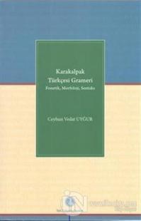 Karakalpak Türkçesi Grameri