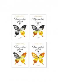 Karanlık Aşk Seti - 4 Kitap Takım