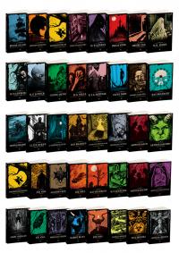 Karanlık Kitaplık 40 Kitap Takım