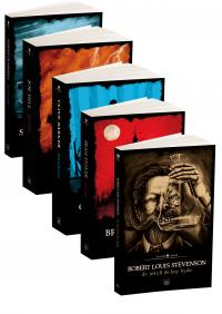 Karanlık Kitaplık 5 Kitap Takım